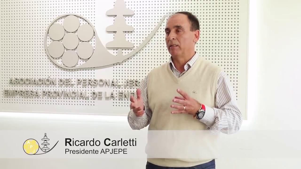 Tarifa Eléctrica Provincial -Presidente ApjEpe