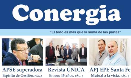 Revista «Conergia» Diciembre 2020